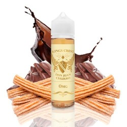 Comprar E-liquido Don Juan CHURRO chocolate 50ml Kings Crest barato